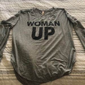 Lucy WOMAN UP top